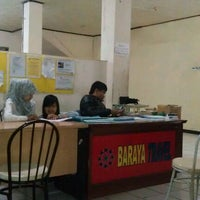 Photo taken at Baraya Travel by Armita F. on 11/26/2012
