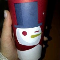 Photo taken at Starbucks by Selin Ş. on 11/7/2012
