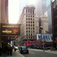 Photo taken at Times Square Church by S S. on 1/6/2013