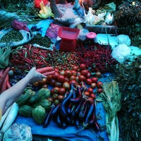 Photo taken at Pasar Perumnas by Indra G. on 5/13/2014