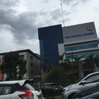 Photo taken at SMA Kusuma Bangsa by Indra G. on 1/11/2016