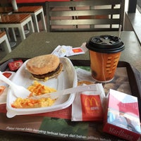 Photo taken at McDonald's by Indra G. on 3/24/2017