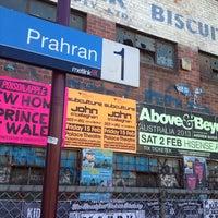 Photo taken at Prahran Station by Dave B. on 2/2/2013