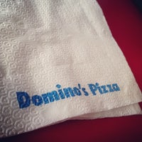 Photo taken at Domino's Pizza by Thilan A. on 12/10/2012