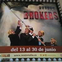 Foto tomada en Teatre Talia por Luis R. el 6/16/2013