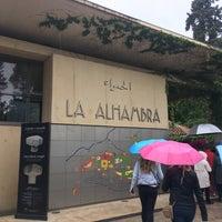 Photo taken at Alhamar Hotel Granada by Hasta FENERLI😍 S. on 4/28/2017