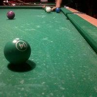 Foto tirada no(a) Pirata Snooker Bar por Cássia L. em 5/3/2013