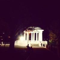 Снимок сделан в Александровский сад пользователем Ника Л. 9/23/2015