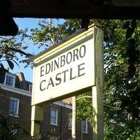 Photo taken at Edinboro Castle by Pedro L. on 6/4/2013