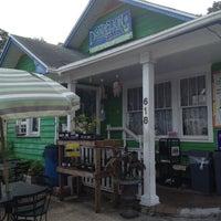 Photo taken at Dandelion Communitea Café by Culture C. on 10/2/2012