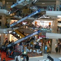 Photo taken at Paragon City Mall by bayu on 3/29/2013