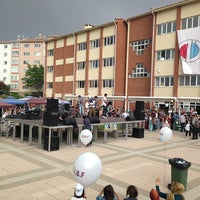 Photo taken at İİBF Kantin by Kaan A. on 5/29/2013