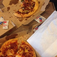 Photo taken at Domino's Pizza by Mohd S. on 4/24/2016