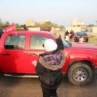 Photo taken at شاليه القبندي 33 دح الموج by DaLaLii A. on 2/27/2014