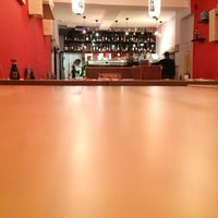 Photo taken at SW9 Sushi Bar by compact d. on 12/1/2015