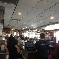 Photo taken at Tops Diner by Carlos P. on 11/3/2012