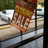 Photo taken at Blockbuster by John P. on 12/15/2012