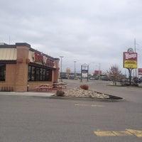 Photo taken at Wendy's by David B. on 11/5/2012