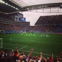 Foto tirada no(a) Arena Corinthians por Pasha R. em 7/12/2014