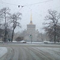 Снимок сделан в Адмиралтейство пользователем Светлана К. 3/11/2013