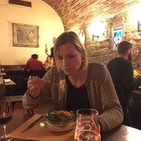 Photo taken at Restaurant Klötzli-Keller by Dannie J. on 11/26/2015