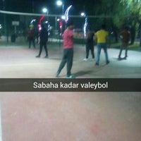 Photo taken at Yalı voleybol Sahası by MusaCan Ö. on 5/6/2016