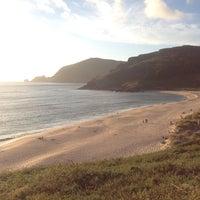 Photo taken at Praia Mar de fóra by John B. on 7/26/2016