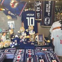 6/25/2018にり ん (.がサッカーショップKAMO 渋谷店で撮った写真