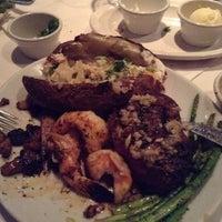 Photo taken at Fleming's Prime Steakhouse & Wine Bar by teresa i. on 12/12/2015