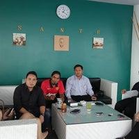Photo taken at Santé Cafe by Utari N. on 5/15/2014
