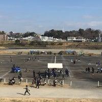Photo taken at 北見方グラウンド by なかむら し. on 1/29/2017