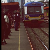 Photo taken at KRL Commuter Line by Didit P. on 10/22/2013