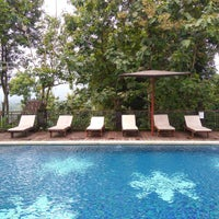 Photo taken at Plataran Borobudur Resort & Spa by Khairul Anwar (. on 6/22/2017