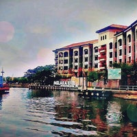 Photo taken at Malacca by Bong M. on 1/5/2016