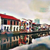 Photo taken at Malacca by Bong M. on 1/3/2016