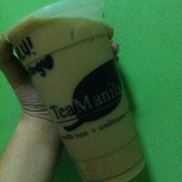Photo taken at Tea Manila by Kim F. on 4/17/2016