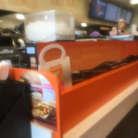 Photo taken at Dunkin' Donuts by Darnelle N. on 4/13/2016