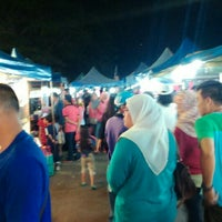 Photo taken at Pasar Malam Port Dickson by Adriana on 10/8/2016