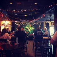 Photo taken at Good ol' Days Bar and Grill by Rebecca S. on 10/1/2017