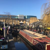 Photo taken at Camden Town by Mihriban B. on 2/13/2017