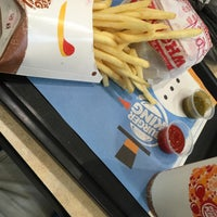 Photo taken at Burger King by Angell M. on 12/8/2015