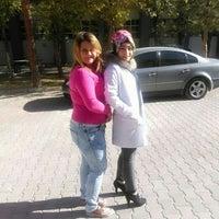 Photo taken at Okulda by Ecem Senem K. on 11/7/2015
