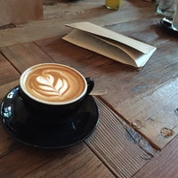 Photo taken at distrikt COFFEE by Martin J. on 11/15/2015