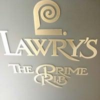 7/20/2017にcandy s.がLawry's The Prime Rib, Tokyoで撮った写真