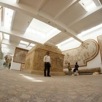 Photo taken at The Bardo National Museum by Fahmi P. on 9/19/2014