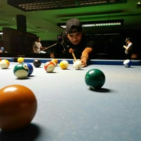 Photo taken at Mone Snooker by Azwan A. on 12/30/2015