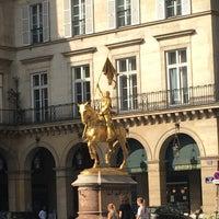 Photo prise au Statue équestre de Jeanne d'Arc par Brittny P. le9/15/2016