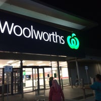 Photo taken at Woolworths by Shakyra S. on 3/8/2016