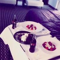 Photo taken at Van der Valk Hotel by Emily B. on 6/18/2016