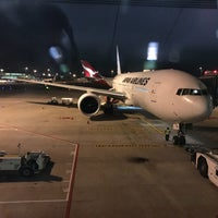 Photo taken at Gate D36 by Koji H. on 5/30/2018